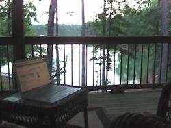 Mac_at_the_lake